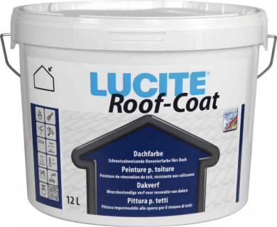 LUCITE Roof Coat, cd color